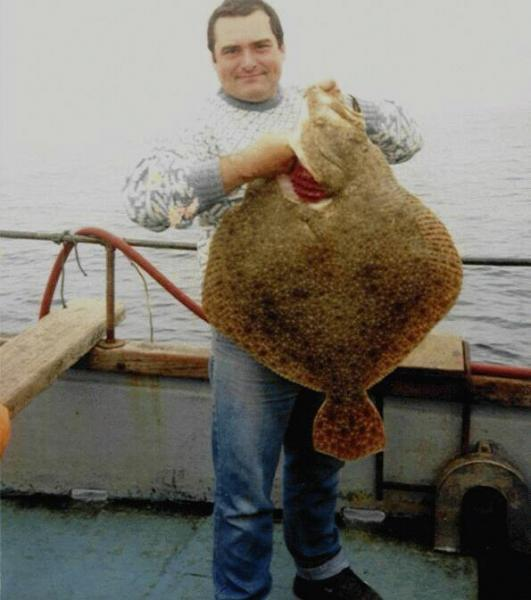Personal Best Turbot 32Lbs