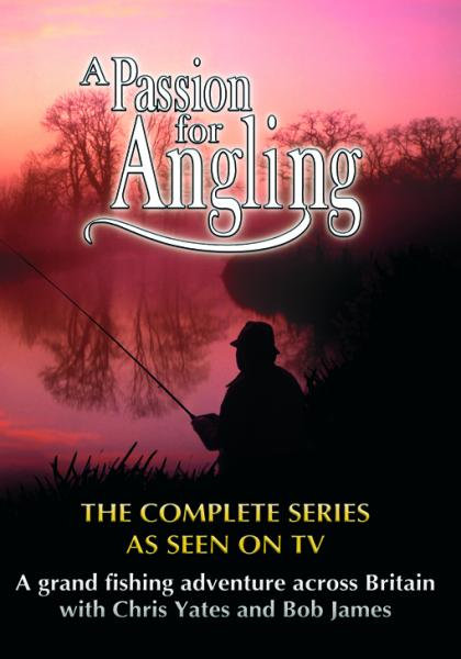 A Passion for Angling – DVD / Video Box Set