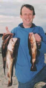 Boulby and hummersea cod fishing