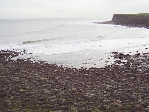 Filey brigg fishing