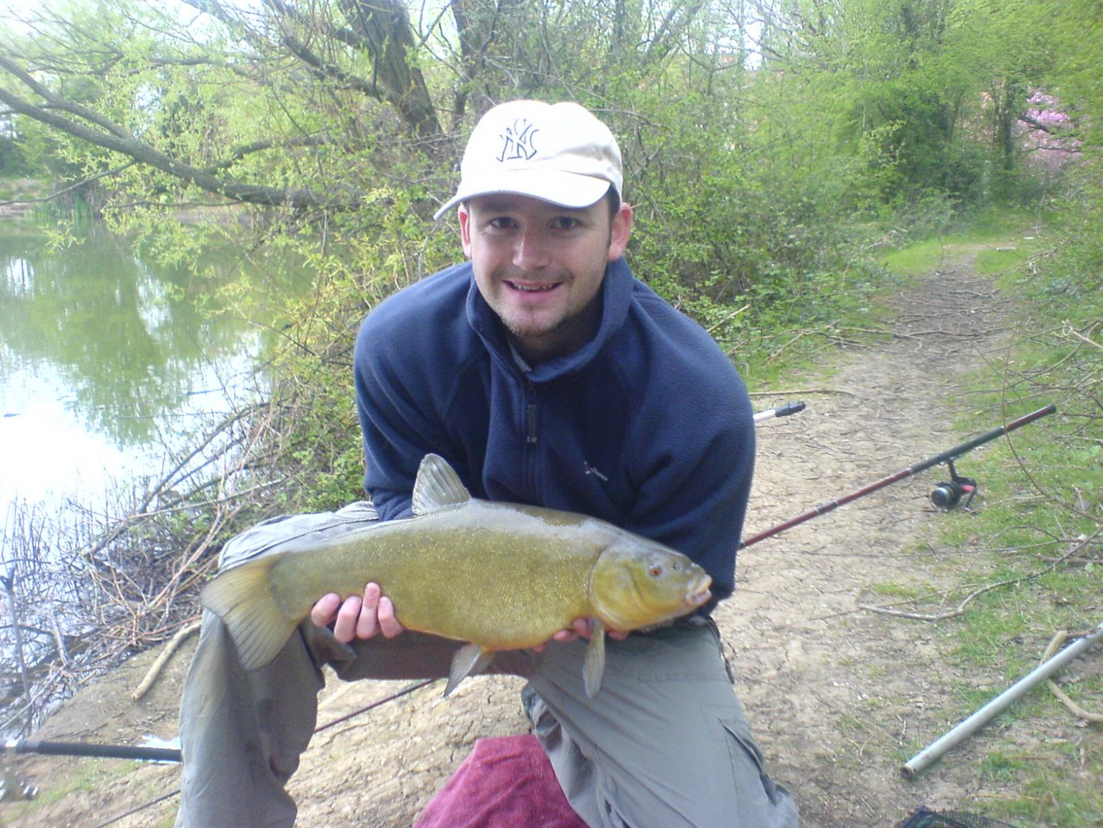 5lb 12oz Tench