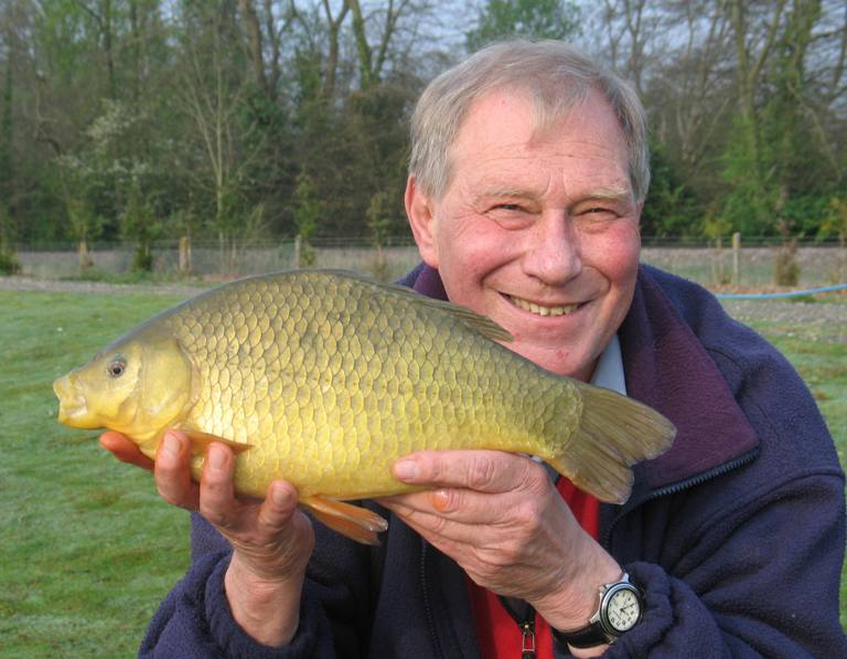 Marsh Farm Crucian