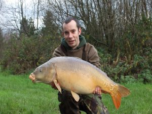 Jacob Wise - 28lb Mirror Carp