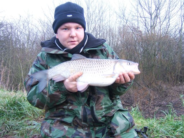 5lb 2oz Chub caught 02/01/06