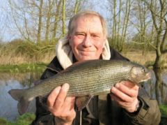 2lb 10ozs Itchen Grayling