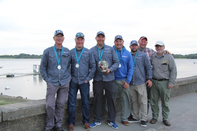 2019 Angling Trust Loch Style Champions - Fulling Mill FNF Nymphomaniacs