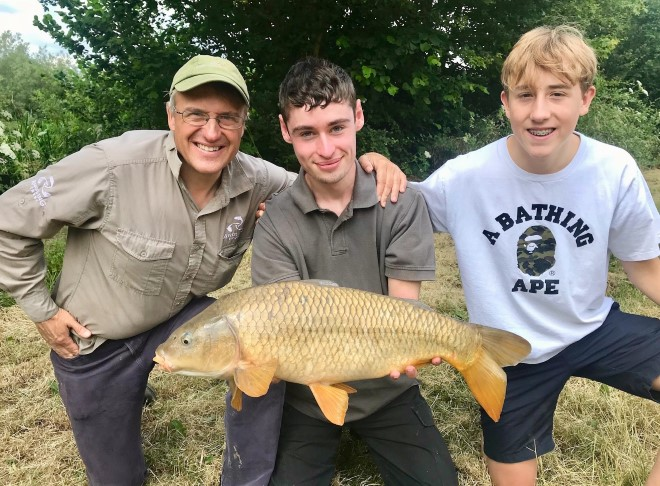 MP joins Angling Trust call for parents to take their children ...